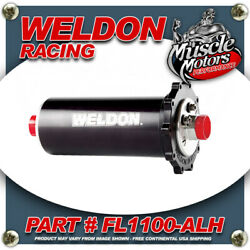 Weldon Racing High Performance In-tank Fuel Pump Fl1100-alh Good Up To 1400 Hp