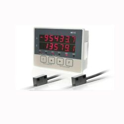 M51e 2 Axis Lcd Dro Magnetic Optical Linear Displacement Scale Sensor