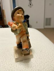 Hummel Figurine 6 Merry Wanderer From The 50's
