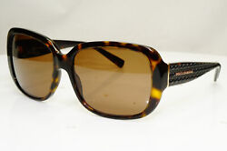 Authentic Dolce And Gabbana Womens Vintage Sunglasses Brown Dg 4115 502/13 29939