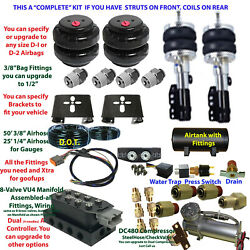 B 1994-2006 Opel Omega Plug And Play Fbss Complete Air Suspension