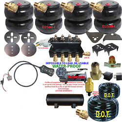 B Ford Air Suspension -complete U-have Coils Front/rear See Descript