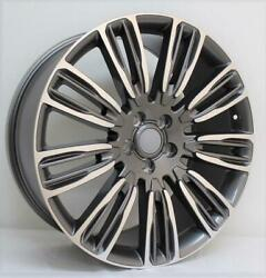 21 Wheels For Land Rover Discovery Full Size Hse 2017 And Up 21x9.5 5x120