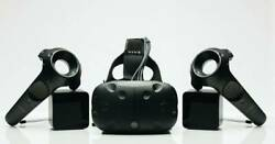 Htc Vive Full Kit With Deluxe Audio Strap And Wireless Adapter