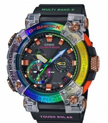 Casio G-shock Frogman Rainbow Gwf-a1000brt-1ajr Limited 2000rare New In Stock