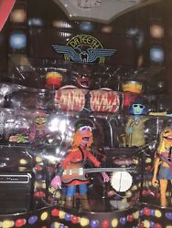 Sdcc 2020 Muppets Deluxe Band Disney Action Figure Set Diamond Select Exclus