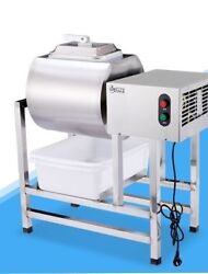 Stainless Steel Meat Salting Machine/meat Poultry Tumbler Machine 25l B