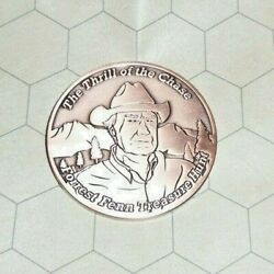 Forrest Fenn Treasure Hunt Bronze Coin - The Thrill Of The Chase 878 Limited