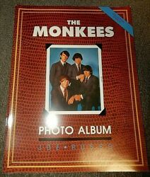 NEW copy The MONKEES PHOTO ALBUM 1987 Mail order only Davy Jones Mike Nesmith
