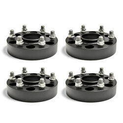 4 35mm Forged Aluminum Wheel Spacers For Ford Ranger Everest 1999+ Wildtrak