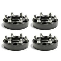 4 40mm/1.58 Fits Mazda Bt-50 And Ford Ranger Wheel Spacers 6x5.5 To 6x139.7mm