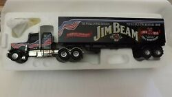 Matchbox Collectibles Jim Beam 200th Anniversary Tractor Trailer Truck And Trailer