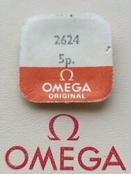 Nos Omega 2624 Screws X 5 - Part No. Ome2624 - Sealed In Pack