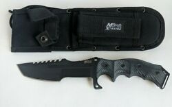 11 Mtech Xtreme Tactical Combat Hunting Knife Survival Military Fixed Blade