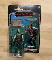 Star Wars CARA DUNE Target Exclusive The Black Series Credit Collection in hand $42.00