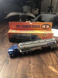 Sunoco Toy Tanker Truck 1994 Collectorand039s Edition Vintage Ultra 94 Octane