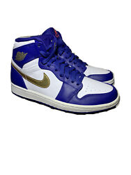 Air Jordan Retro 1 Gold Medal Size 8.5 Deadstock Ds Free Shipping