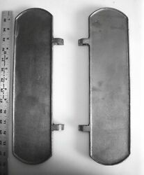 1915-1917 Henderson Motorcycle Foot Plate Set - Antique Reproduction