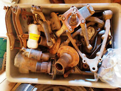 Maserati 1960and039s Parts Package - From Maserati Ghibli And Quattroporte Very Rare.