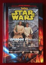 Star Wars Episode 1 Collectorand039s Ashcan Guide - Action Figure Guide - Rare