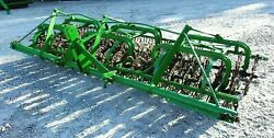 Used John Deere 10 Ft. Aeriator Free 1000 Mile Delivery From Kentucky