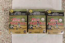 Topps 2017 Heritage Baseball Cards 20 Retail Boxes-possible Judge Auto Red Auto