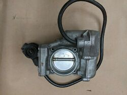 ✅ 92-95 Mercedes W140 S600 600sec 600sel Fuel Throttle Body Valve Right Assembly