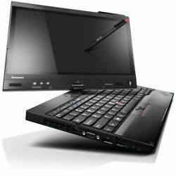 Lenovo X230t Core I5 Convertible Pc Tablet Laptop 6/8/16gb Hdd/ssd Win 7/10