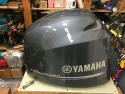 Yamaha Outboard, Top Cowling Assy, Quantity 2, P63p-46210-01-00