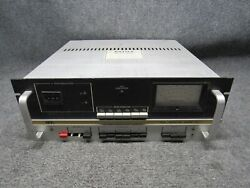 Tft Time Frequency Technology Vintage Model 730a Sca Modulation Monitor