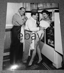 Abbott And Costello Tv Still Photo With Beauty At Refrigeratorrare