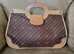 Pre owned Authentic Vintage Gucci Travel Handbag Tote $265.00