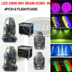 230w Led Mini Beam Spot Wash 3 In 1 Moving Heads Dj Stage Moving Head Light