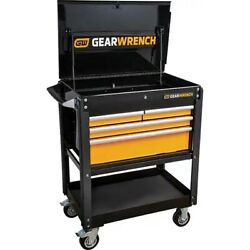 GearWrench Tool Storage Carts Type: Tool Cart Number of Drawers: 4