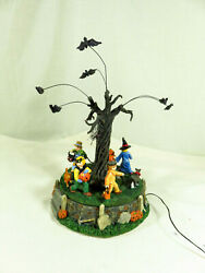 Dept 56 Halloween Costume Parade Animated And Musical 56.55201 - Quik Ship