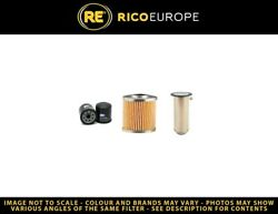 Iseki Tractor Sf300, Sf330 Filter Service Kit Air, Oil, Fuel Filters