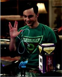 Jim Parsons Signed 8x10 Photo Autographed Picture Really Nice Looking With Coa