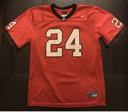 GEORGIA BULLDOG JERSEY TODDLERS 4T AUTHENTIC RED NIKE JERSEY NWT $40 RETAIL