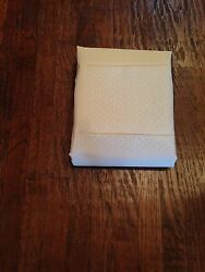 1975 75 Cadillac Coupe Deville 2-door H.t. White Perforated Headliner / New