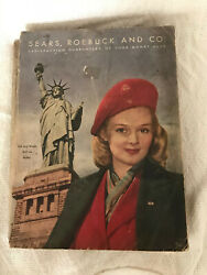 Sears Fall Winter 1943 Boston Catalog. Complete 1000pages.
