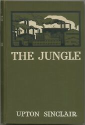 Upton Sinclair / The Jungle First Edition 1906