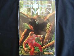 The Bionic Man Bigfoot Softcover Cover Graphic Novel B18