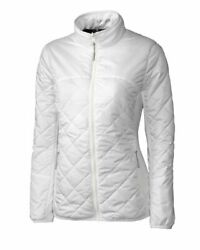 Lco09999 Cutter And Buck L/s Lt Wt Sandpoint Quilted Jacket