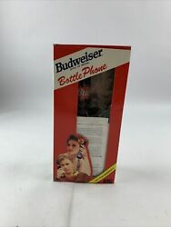 Vintage Official Budweiser Bottle Phone New Open Box Co