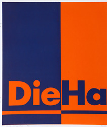 Tom Mcglynn, Die Ha From Bullet Space, Your House Is Mine, Screenprint, Signed I