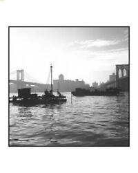 Robert Gambee East River Morning Gelatin Silver Print Signed And Numbered In