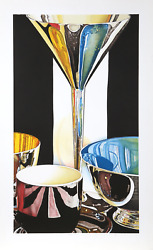 Jeanette Pasin Sloan Sears Tower Lithograph Signed And Numbered In Pencil