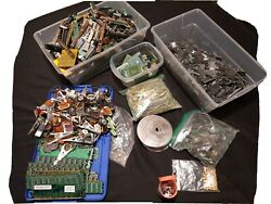 Scrap Cpu Bga Ic Collection For Gold And Silver Recovery.