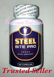 Steel Bite Pro 1 Teeth And Gums Oral Health Strengthen Stop Pain Sensitive Cavity