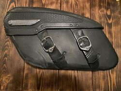 2009 Harley Davidson Road King Classic Soft Bags $200.00